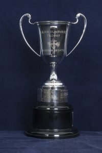 lilian humpries trophy