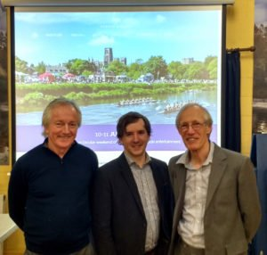 Durham Regatta website launch presentation