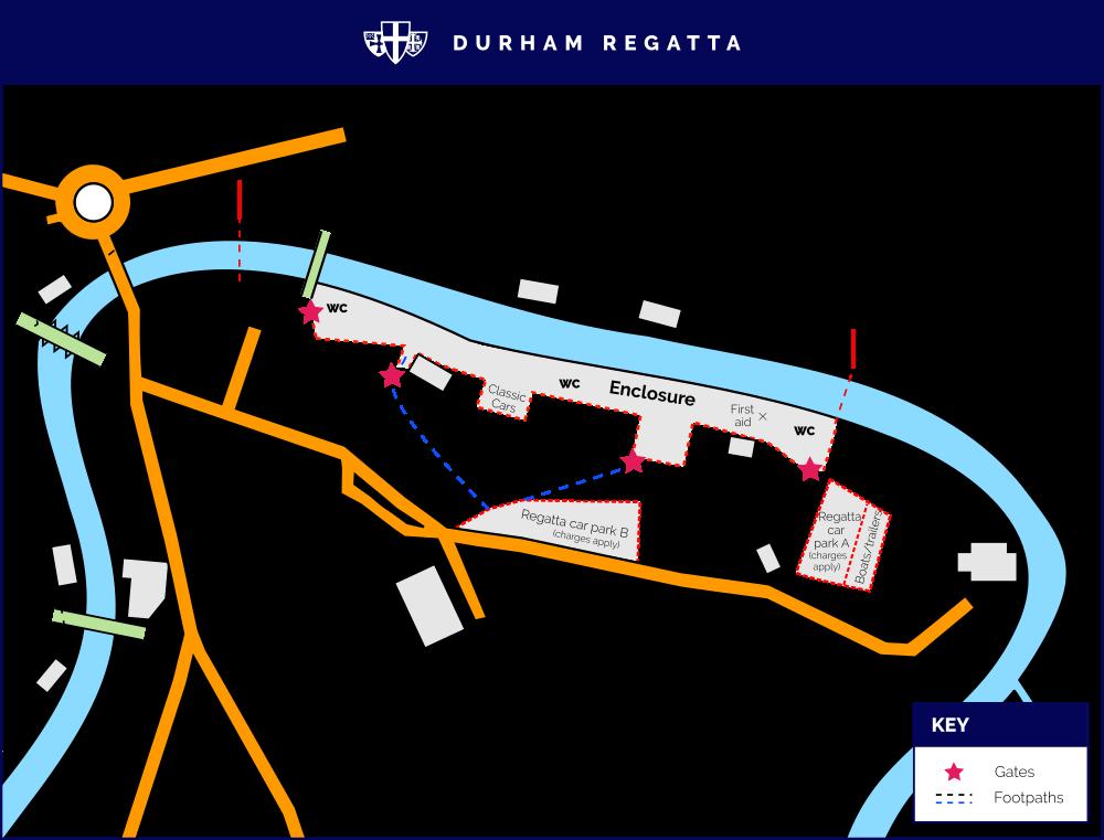 Facilities Durham Regatta