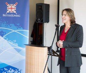 Katharine Grainger speaking